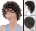 Human Hair Curly Wig - coming soon