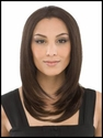 Perly Lace Front Realistic Front Hairline Synthetic Wig