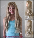 Rissa Long Synthetic Child's Wig