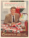 Ronald Regan E-Cigarette Christmas T-Shirt