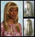 Sharon Long Synthetic Wig