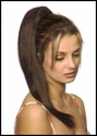 Human Hair Ponytail $89.99 Introductory Price