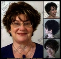 Short Flip Synthetic Wig Sale $49.99