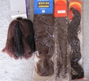 Synthetic -- 5 Bags braiding extension hair