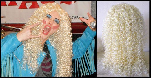 Twisted Sister Synthetic Wig