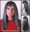 Will <br> Man's Synthetic Wig