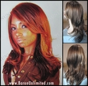 Yousy Long Synthetic Wig