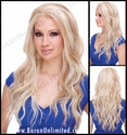 Yvonne Lace Front Synthetic Wig