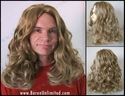 Zeppelin <br> Synthetic Curly Man's Wig