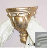 Ball Shelf Sconce