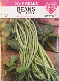 Bean Yardlong