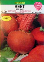 Beet Red Ace