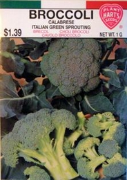Broccoli Italian Gr. Sprouting