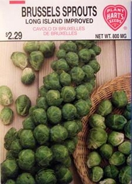 Brussels Sprouts Long Island