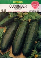 Cucumber - Hartley Hybrid