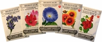 Heirloom Flower Seeds