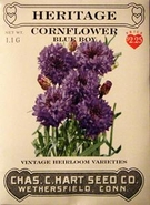 Heritage Cornflower Blue Boy