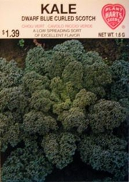 Kale Blue Curled
