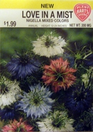 Love in a Mist (Nigella)