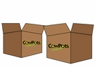 Medium Cases of CowPots