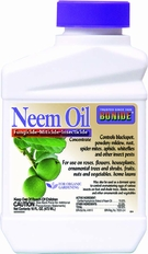 Neem Oil Pint Concentrate