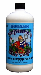 Neptune's Harvest Fish and Seaweed Blend - 1 Quart