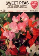 Sweet Peas Royal Mixed