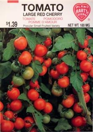 Tomato - Large Red Cherry