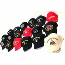 5 pc. Military/Patriotic Cap Assortment- Only $14.99