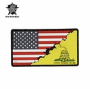 5 Star Gear AMERICA/DON'T TREAD ON ME FLAG MORALE PATCH