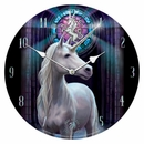 Anne Stokes Enlightment Wall Clock
