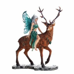 Ayala Faerie of the North Woods Figurine