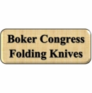 Boker Congress Folding Knives