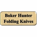 Boker Hunter Folding Knives