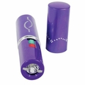 Bulldog Security 5 Million Volt Purple Lipstick Stun Gun + Flashlight