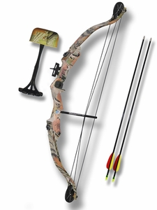 Camouflage Compound Bow