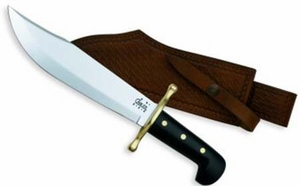 Case Bowie Knife / Black Handle