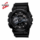 Casio G-Shock Analog/Digital Watch XL- Stealth Black
