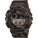 Casio G-Shock gd120cm-5  Camo Shock Resistant Tactical Wrist Watch