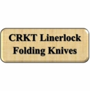 CRKT Linerlock Folding Knives