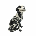 Day of the Dead Dog Figurine