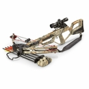 """MTech USA """"Falcon"""" 185 LB Pull  DX Extreme Camo Composite Crossbow [NFS]"""
