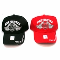 """Fire Fighter """"First in Last Out"""" - Assorted Colors"""