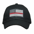 Firefighter Thin Red Line Cap