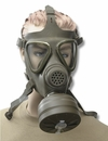 German Drager M65 Gas Mask With Filter