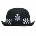Great Britian Metrolpolitan Police Ladies Bowler Cap
