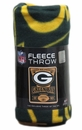 "Green Bay Packers Fleece Blanket 50"" x 60"""