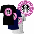 Guns and Coffee T-Shirt