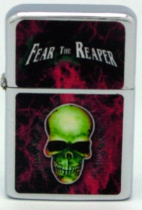 Lighter / Fear the Reaper