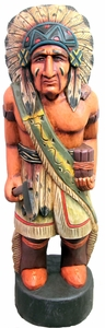 Native American Chief Statue [NFS]